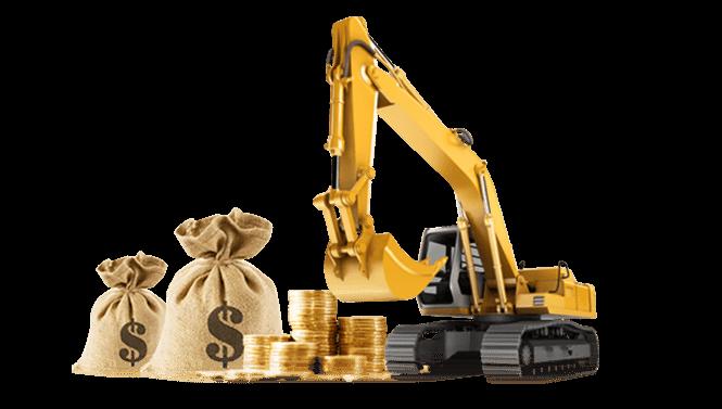 Excavator Loan